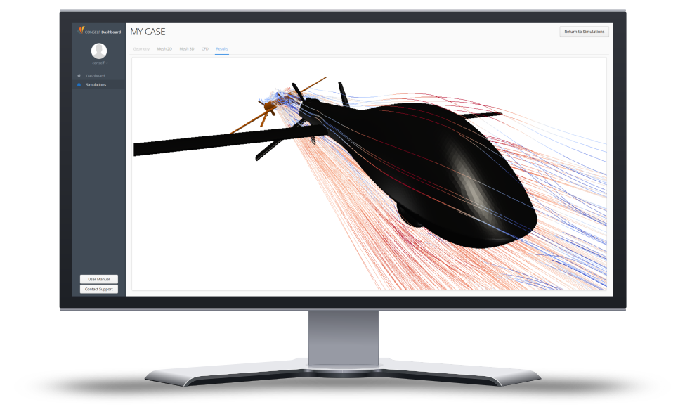 CAE Simulations on the cloud